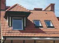 Красивые мансардные окна для частного дома в Махачкале