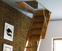 Изящные и надежные чердачные лестницы от компании «Технокровля»