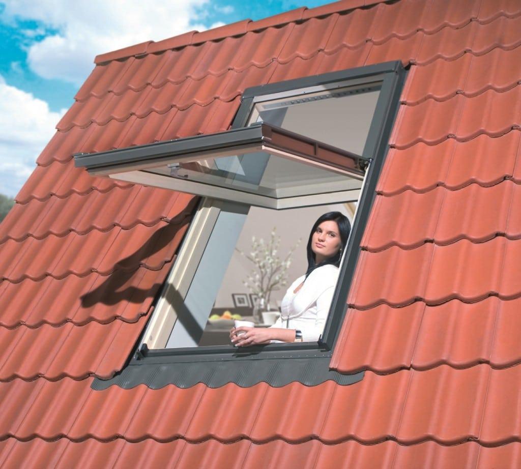 Мансардные окна – ближе к солнышку ласковому