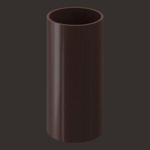 Труба водосточная, 3 м, Серия LUX