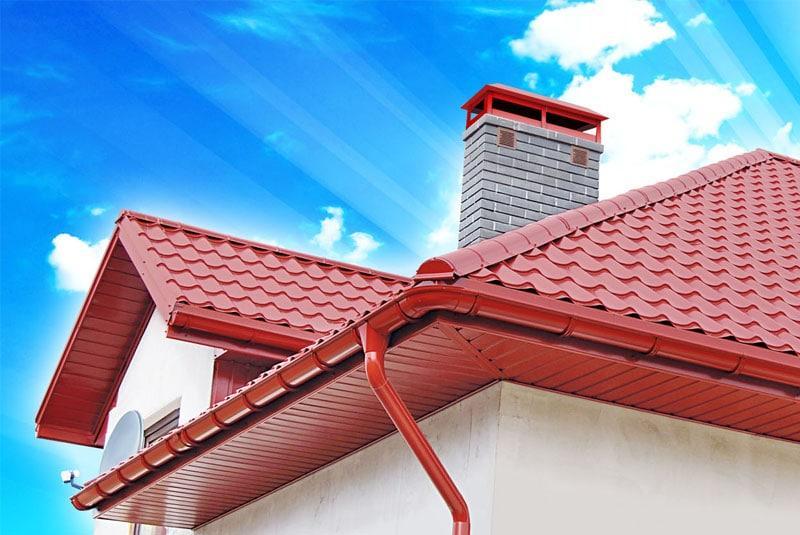 Надежнка крыша - надежный дом!