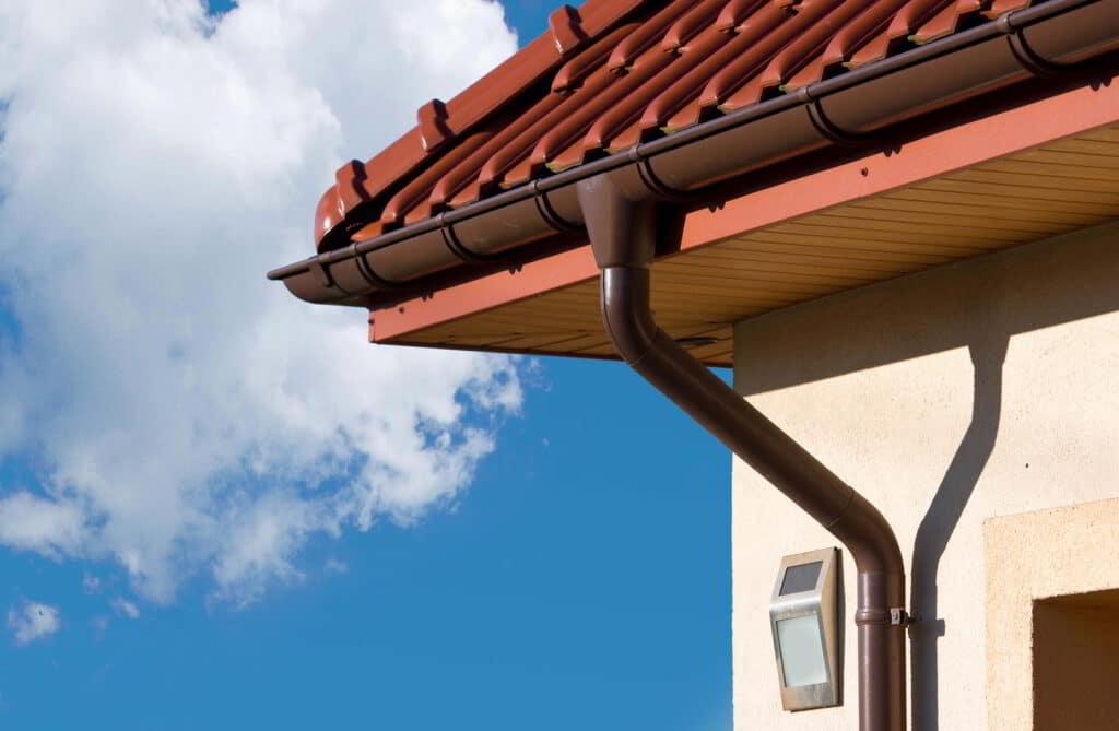Водоотвод с крыши