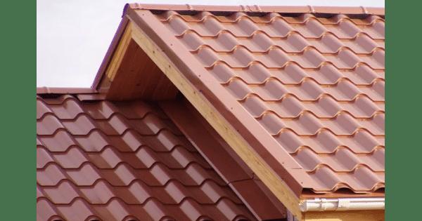 Металлические кровли для скатных крыш